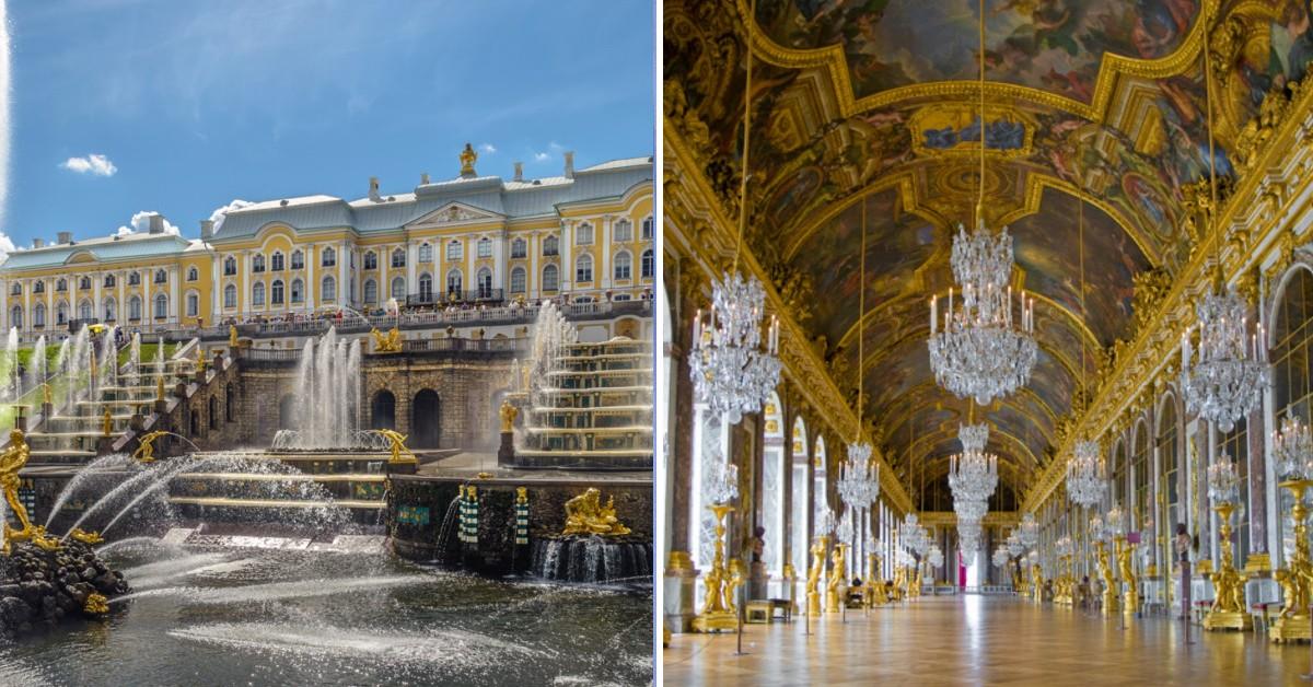 Maravilhas do nosso mundo – 9 palácios imponentes