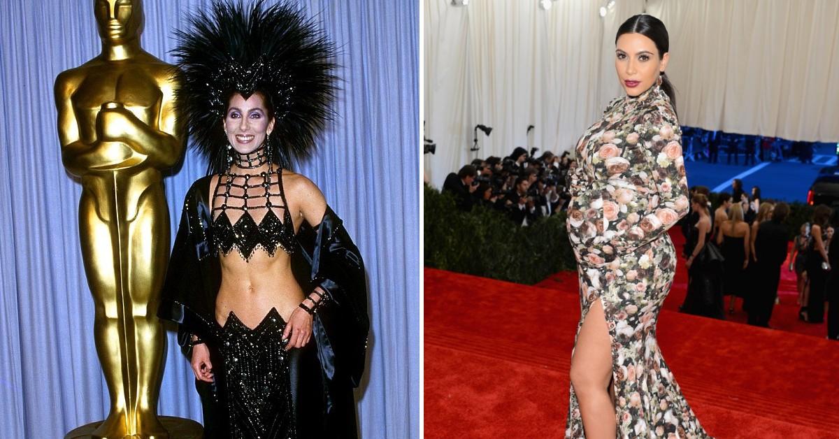 10 dos vestidos de gala mais controversos de sempre