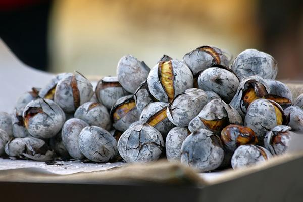 Boas razões para comer castanhas - SÃO UMA EXCELENTE FONTE DE ENERGIA