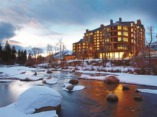 Destinos de neve românticos - Avon, Colorado - EUA
