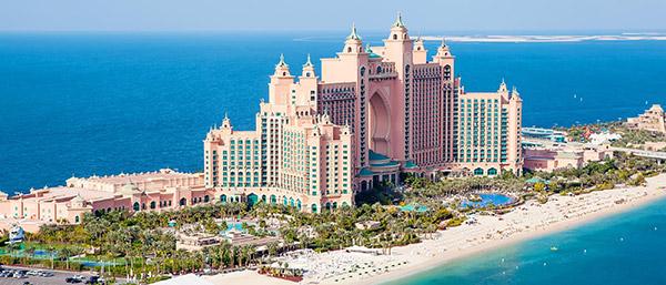 Resorts mais paradisíacos do mundo - Dubai, Emirados Árabes Unidos