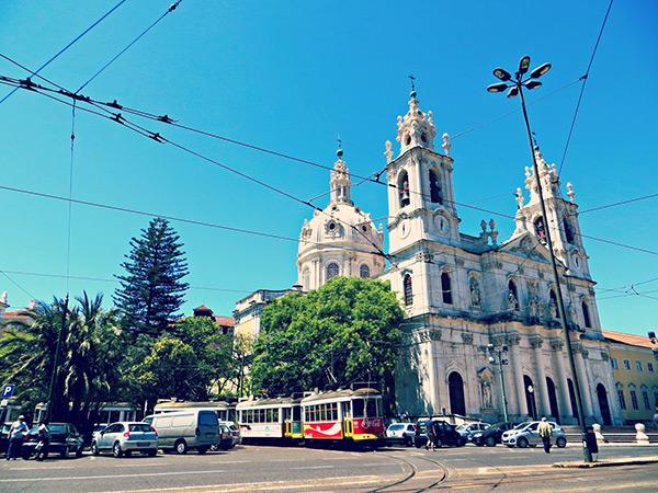 Roteiro de um dia em Lisboa - Basílica da Estrela