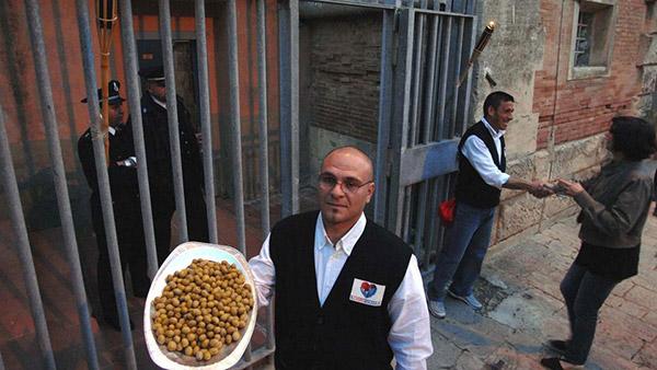 Restaurantes mais surpreendentes do mundo - restaurante prisão, Itália