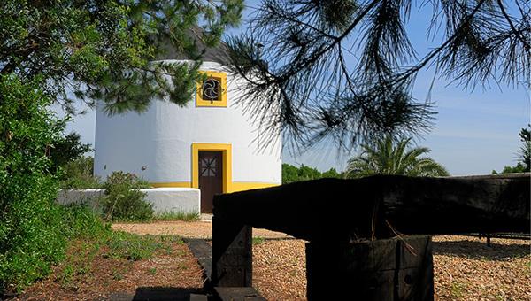 Moinhos encantadores - Rio Maior, Portugal