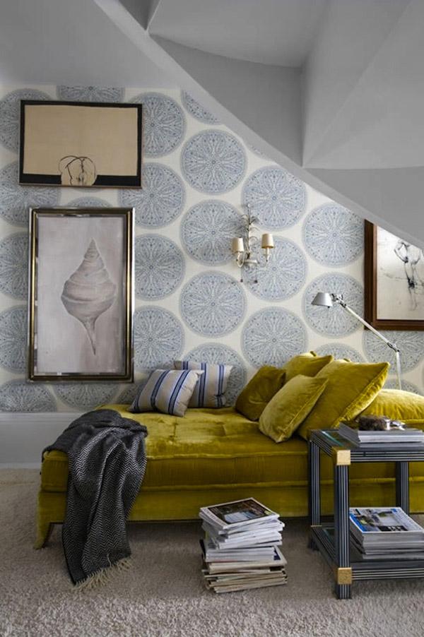 Decoração com mantas e almofadas - tapete