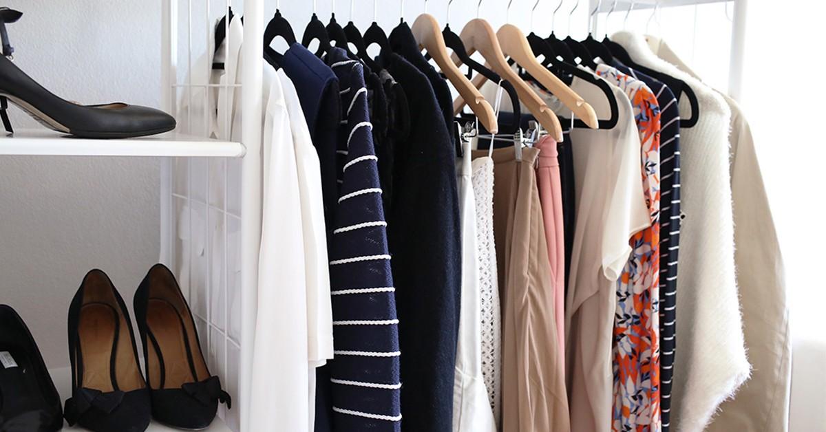 Como organizar o seu closet – As melhores dicas