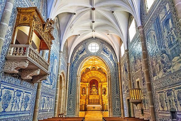 Igrejas lindas em Portugal - Igreja dos Lóios, Évora