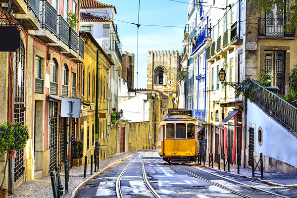 Roteiro de um dia em Lisboa - Apanhe o elétrico 28