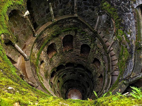 Sintra, um lugar mágico - Quinta da Regaleira