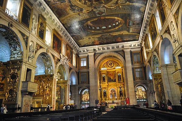 Igrejas lindas em Portugal - Igreja de São Roque, Lisboa