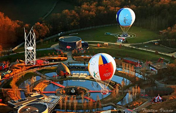 Parques temáticos espectaculares - Parque temático do Principezinho, França