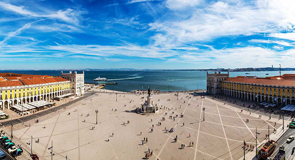 Roteiro de um dia em Lisboa - Terreiro do Paço