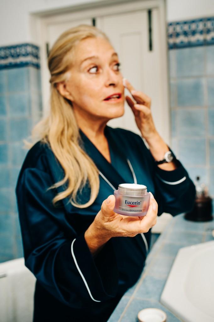 Saiba como reduzir as rugas e a flacidez da pele - Eucerin DermoDENSIFYER Noite