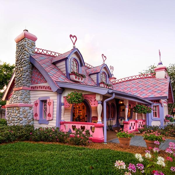 Casas que o vão deixar de boca aberta - casa das histórias de encantar