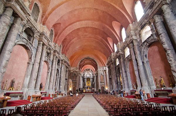 Igrejas lindas em Portugal - Igreja de São Domingos, Lisboa