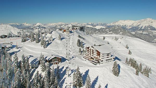 Destinos de neve românticos - Kitzbuhel – Áustria
