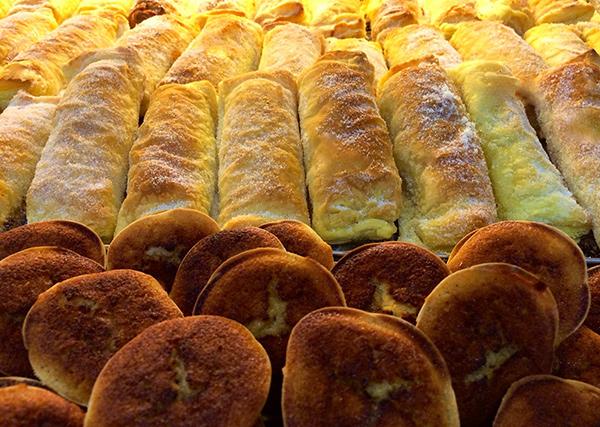 Sintra, um lugar mágico - Queijadas e Travesseiros de Sintra
