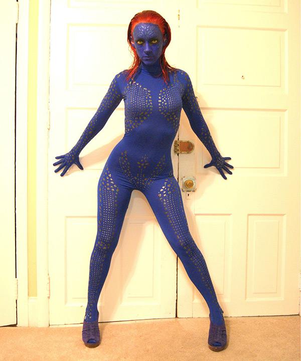 Disfarces de Halloween muito divertidos e assustadores - disfarce misterioso