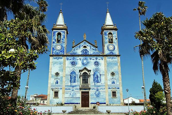 Igrejas lindas em Portugal - Igreja Matriz de Santa Marinha de Cortegaça, Ovar