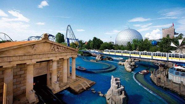 Parques temáticos espectaculares - Europa Park, Alemanha