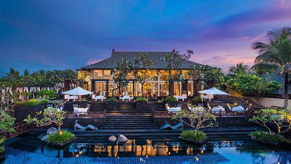 Resorts mais paradisíacos do mundo - Bali, Indonésia
