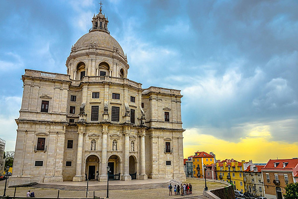 Roteiro de um dia em Lisboa - Panteão