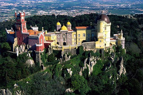 Sintra, um lugar mágico - Palácio da Pena