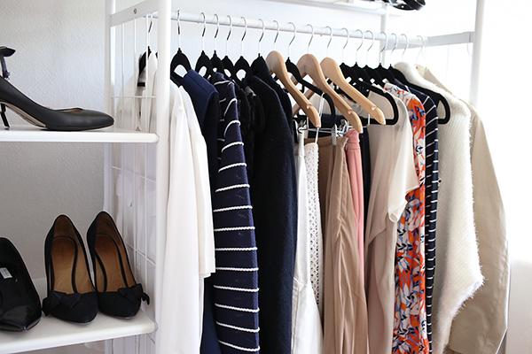 Como organizar o seu closet - SELECIONE