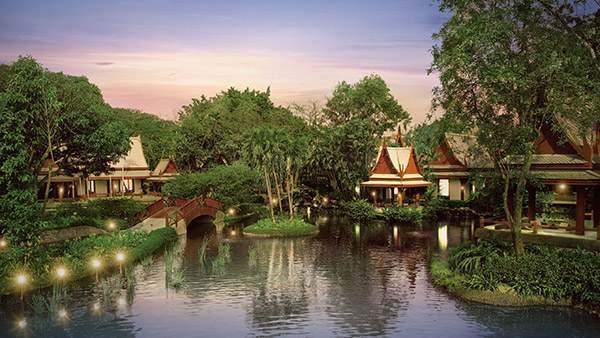 Resorts mais paradisíacos do mundo - Hua Hin, Tailândia
