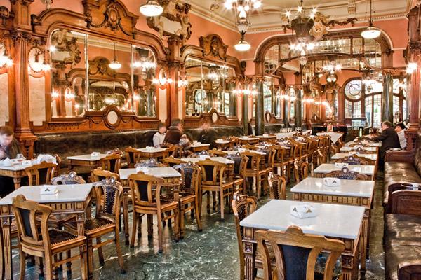Um dia no Porto - Majestic Café