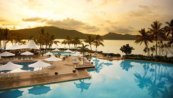 Resorts mais paradisíacos do mundo - Ilha de Hayman, Austrália