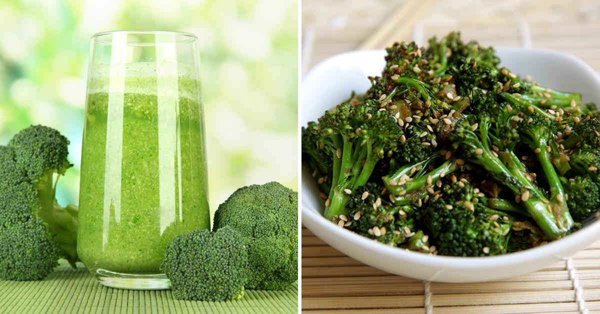 Dicas saudáveis – Conheça os benefícios dos brócolos