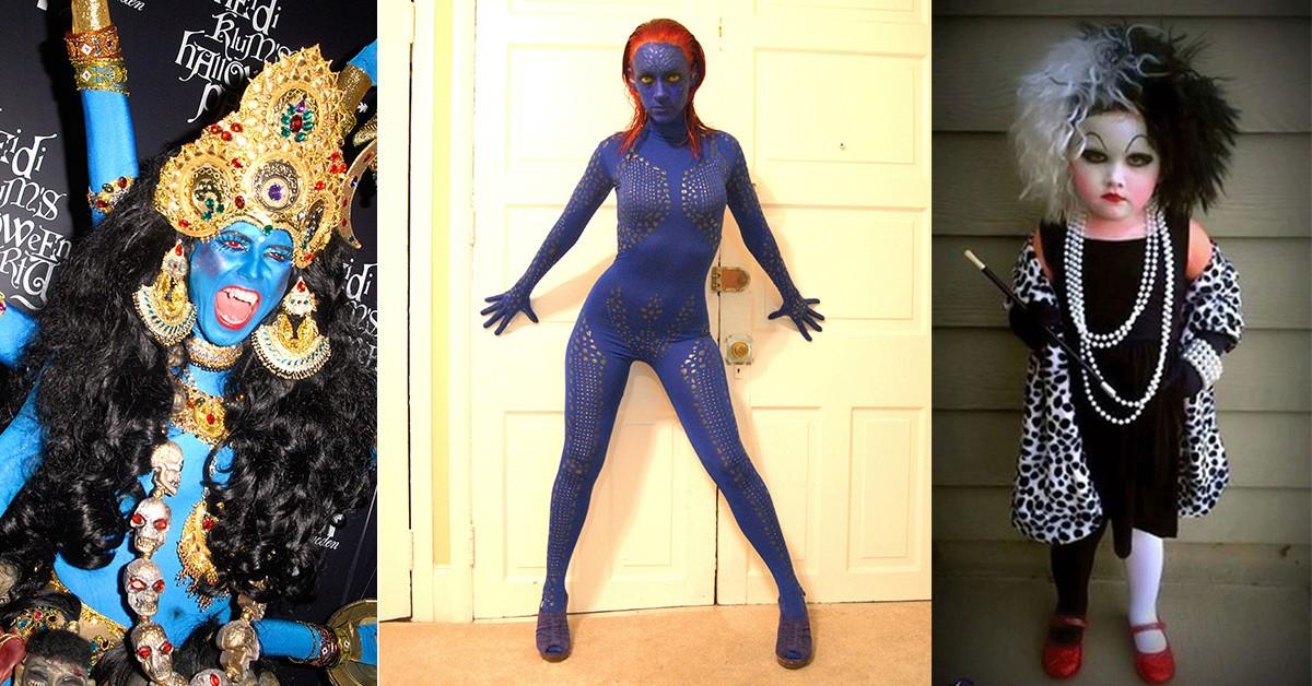 10 disfarces de Halloween muito divertidos e assustadores