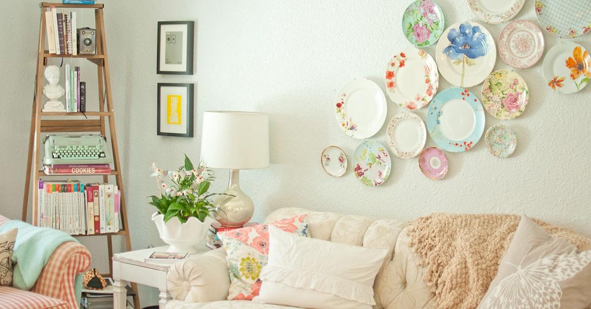 Embelezar as paredes de sua casa – 10 grandes ideias