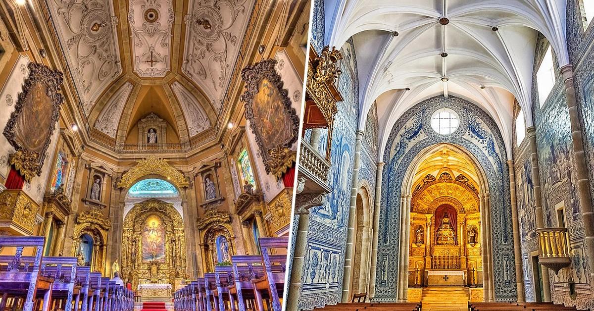 9 igrejas lindas em Portugal que tem de conhecer