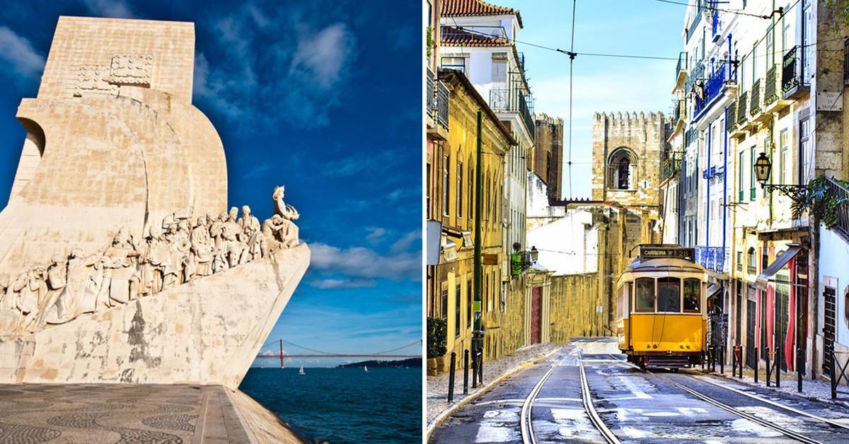 Um dia em Lisboa – 10 maravilhas a não perder