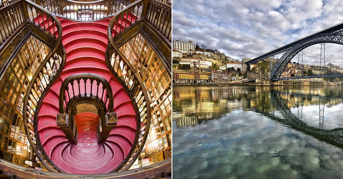Um dia no Porto – 9 maravilhas que não pode perder