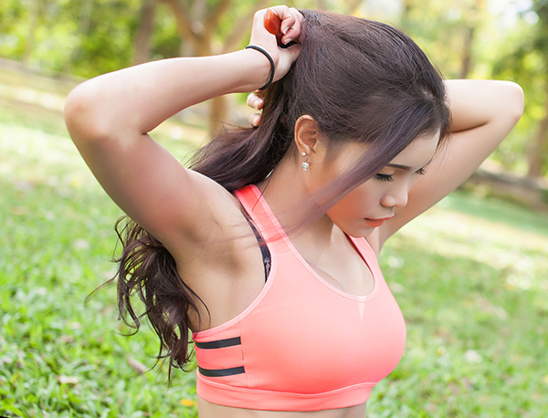 Saúde do nosso cabelo - Usar elásticos todos os dias