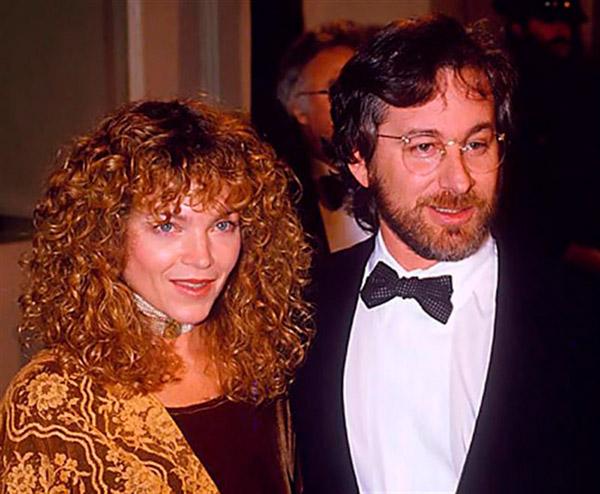 divórcios que custaram uma fortuna – Steven Spielberg e Amy Irving