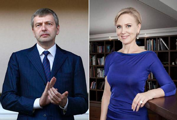 divórcios que custaram uma fortuna – Dmitry e Elena Rybolovlev