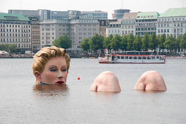 Estas estátuas são obra- Alemanha