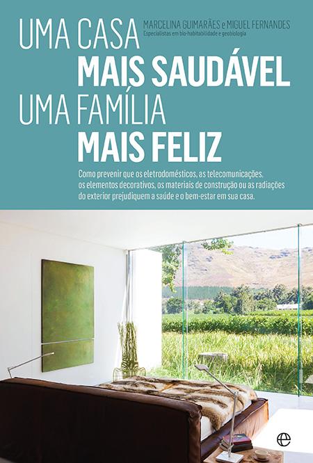 Capa de Uma Casa Mais Saudável, Uma Família Mais Feliz