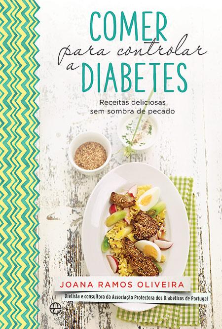Capa do livro Comer para controlar a diabetes