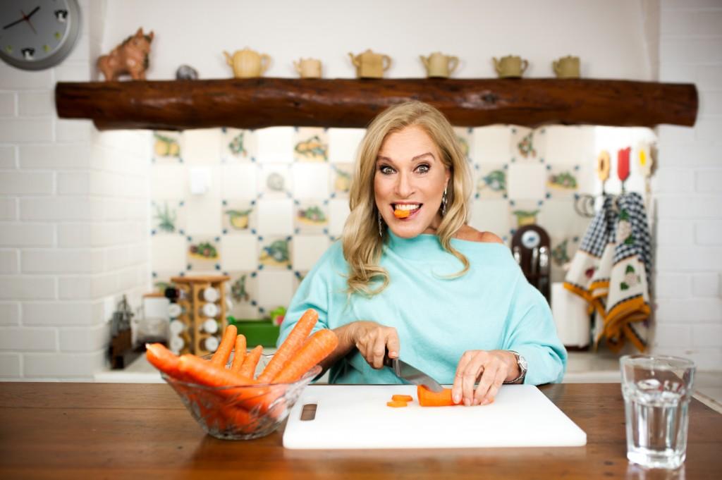 Dicas saudáveis – 8 benefícios da cenoura - Promove dentes e gengivas saudáveis