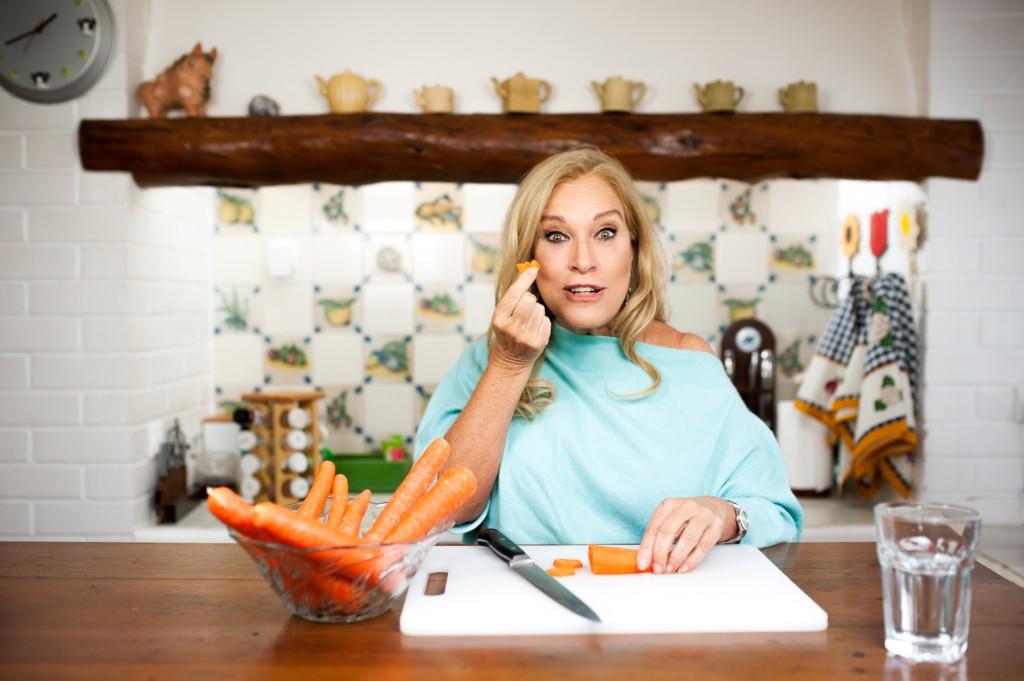 Dicas saudáveis – 8 benefícios da cenoura - Faz os olhos bonitos