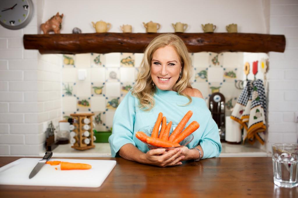 Dicas saudáveis – 8 benefícios da cenoura - Promove a saúde digestiva