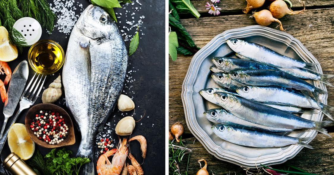 Dicas de nutrição – 5 peixes saudáveis e seguros
