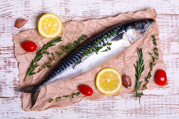 Dicas de nutrição - 5 peixes saudáveis e seguros - Cavala