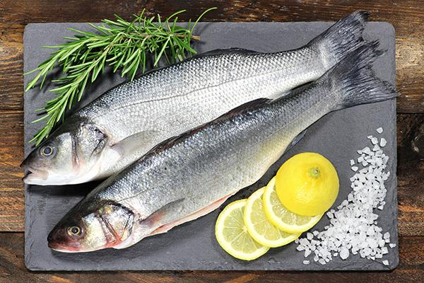 Dicas de nutrição - 5 peixes saudáveis e seguros - Robalo