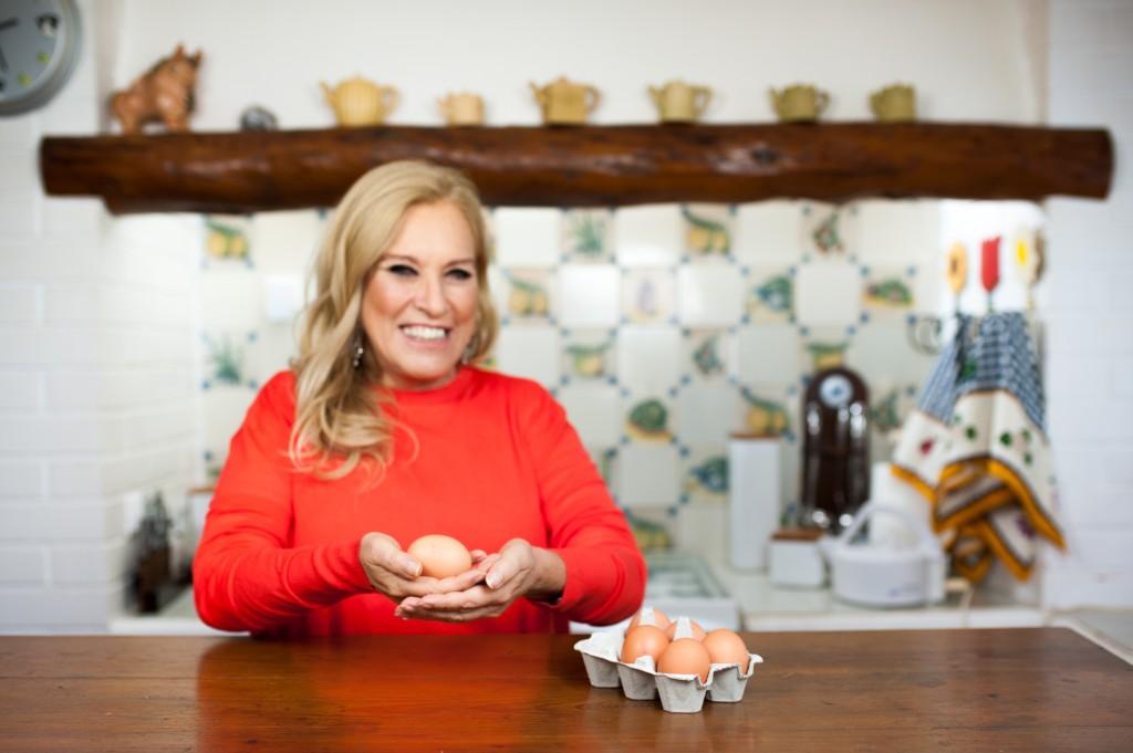 Dicas saudáveis - Conheça os benefícios dos ovos - FORTALECEM O SISTEMA IMUNOLÓGICO